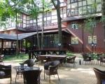 Летняя площадка парк отеля Голосеево