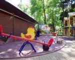 Детская площадка Парк отеля Голосеево