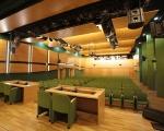 Зеленый конференц-зал отеля Пуща