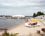 Пляж Днепровская Ривьера Киев