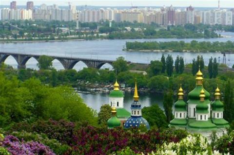 Киев красавчик